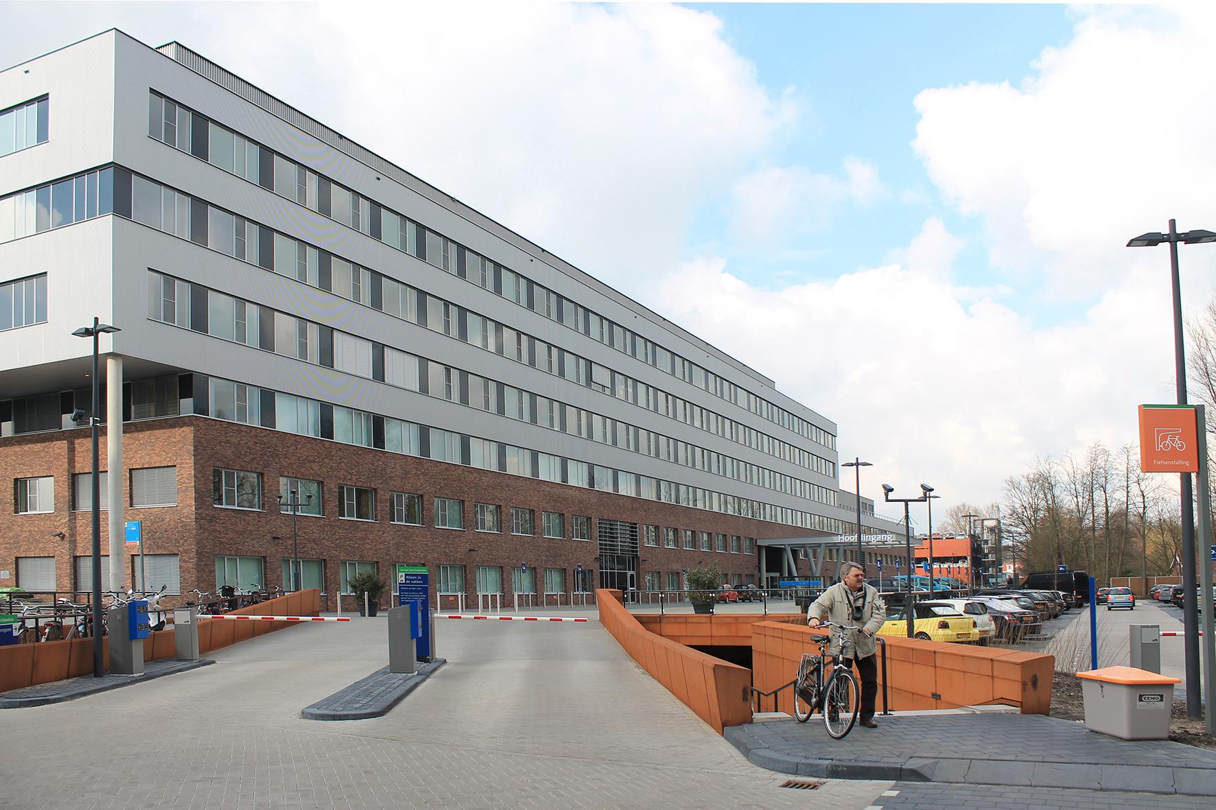 Groene Hart Ziekenhuis (c) EGM architecten